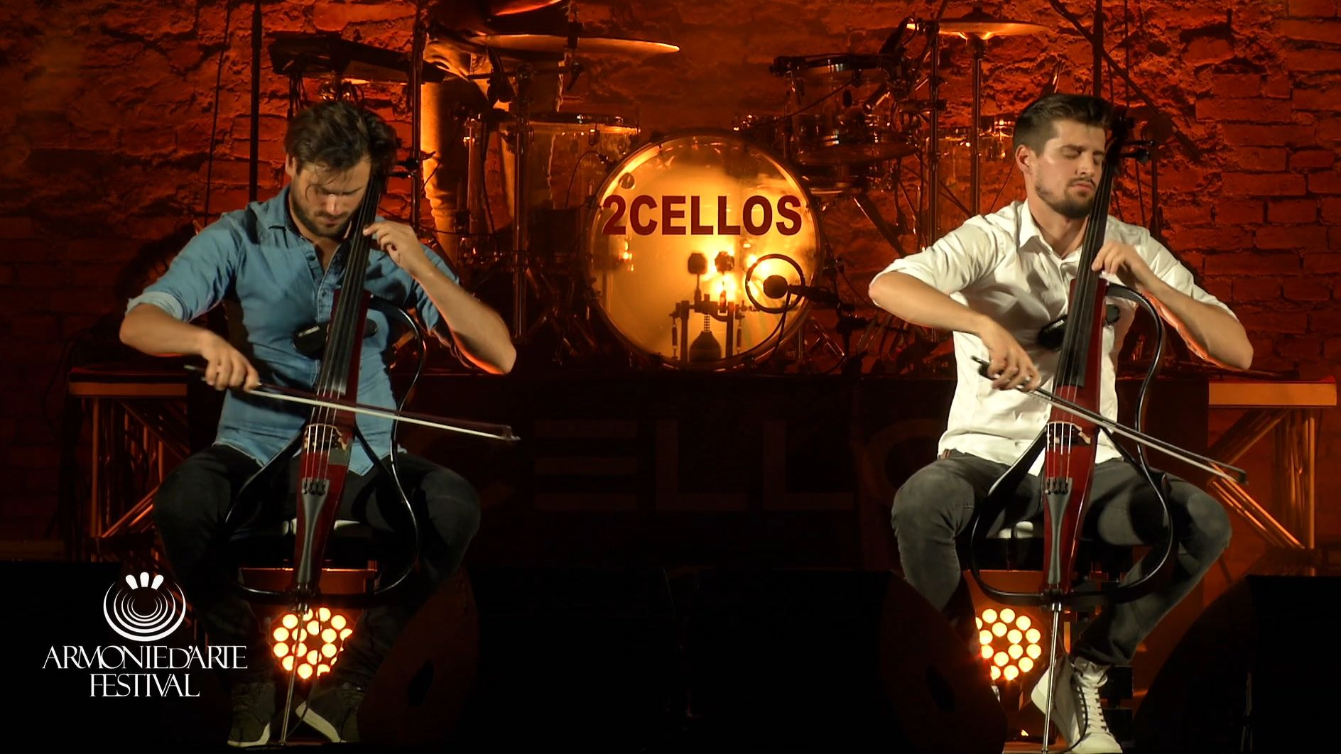 2Cellos with String Orchestra – Armonie d'Arte Festival