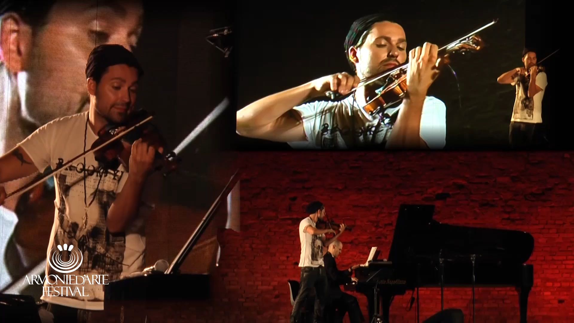 David Garrett & Julien Quentin – Armonie d'Arte Festival