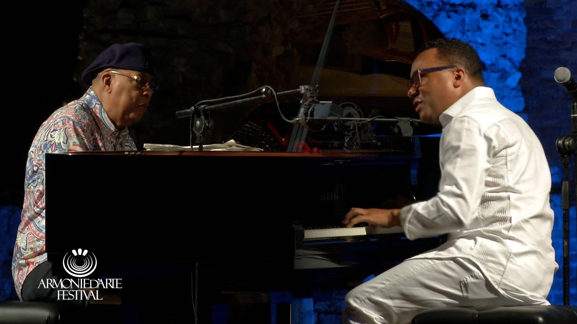 Chucho Valdes & Gonzalo Rubalcaba – Armonie d'Arte Festival